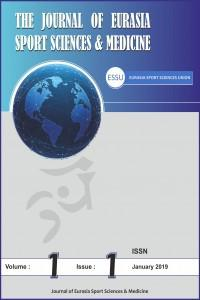 The Journal of Eurasia Sport Sciences & Medicine Dergi ilk Sayısı